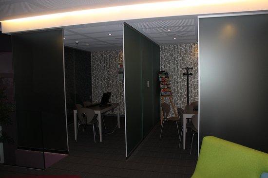 Adagio Brussels Centre Monnaie: box internet