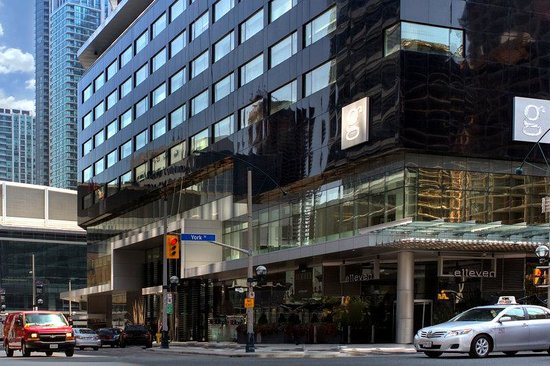 Family Friendly Hotels Downtown Toronto