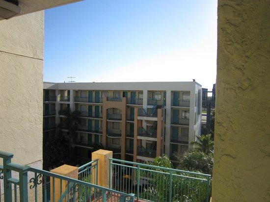 BEST WESTERN PLUS Deerfield Beach Hotel & Suites: Vista desde piso 5