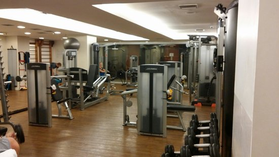 InterContinental Sao Paulo: Gym