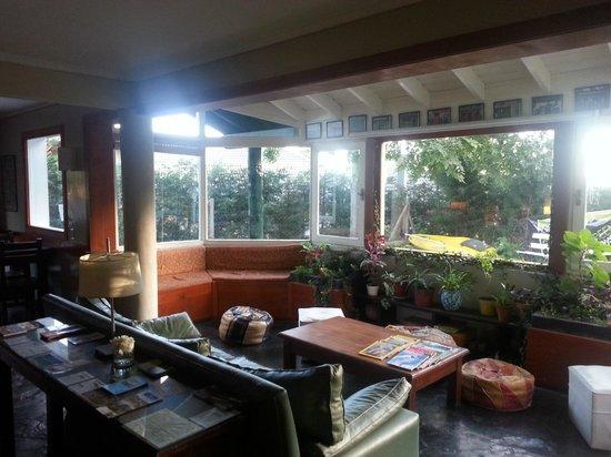 Green House Hostel Bariloche: common room