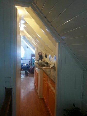 Green House Hostel Bariloche: the room