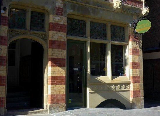 Porter's Coffee Shop & Bistro: Porters Coffee Shop & Bistro, Colwyn Bay
