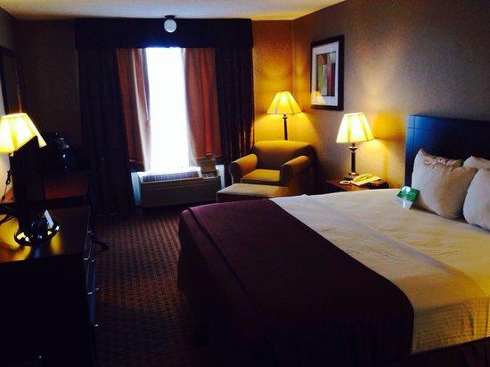 La Quinta Inn Casper: 3/4/14 room 263