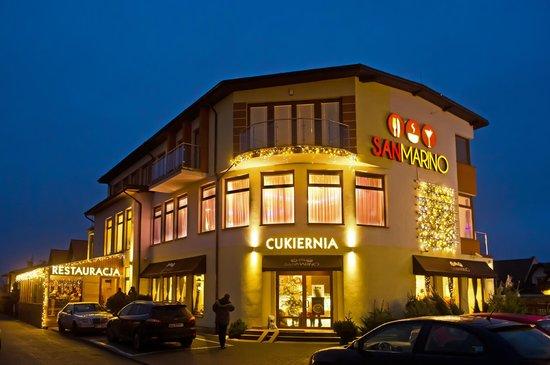 San Marino Restauracja & Cukiernia