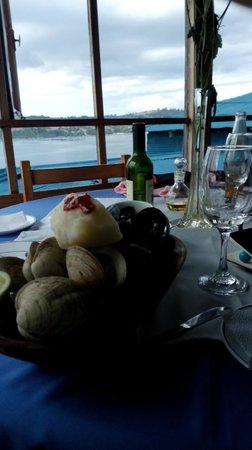 Restaurant Sacho : vista 2