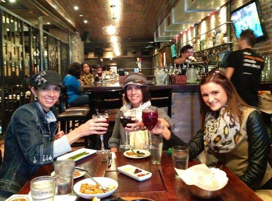 DC Metro Food Tours: Cheers!