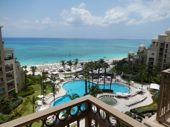 The Ritz-Carlton, Grand Cayman: Highly Recommend Ocean Front