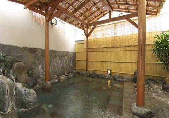 Onyado Megumi: Open Air Bath