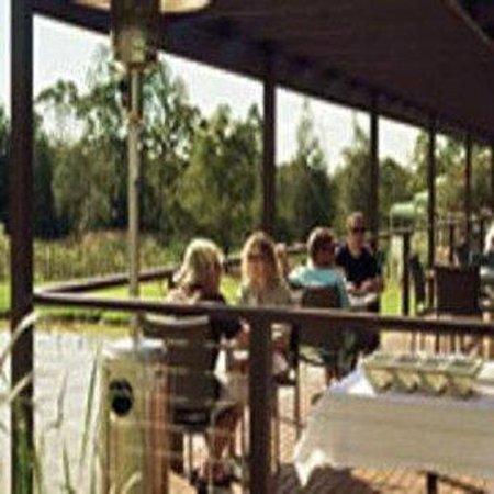 Hermitage Lodge : Restaurant