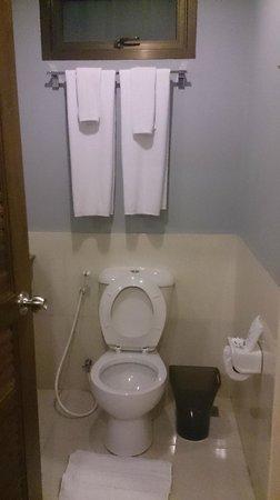 Sino Inn Phuket: ห้องน้ำ