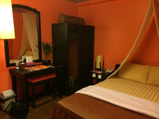 Golden Butterfly Villa: bedroom on the 4th floor