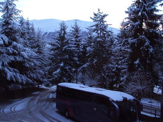 Hotel Abruzzo: vista dall'hotel