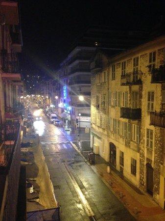 Hôtel Relais Acropolis : вид из окна