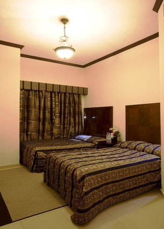 Seven Sands Hotel Apartments: Guest room