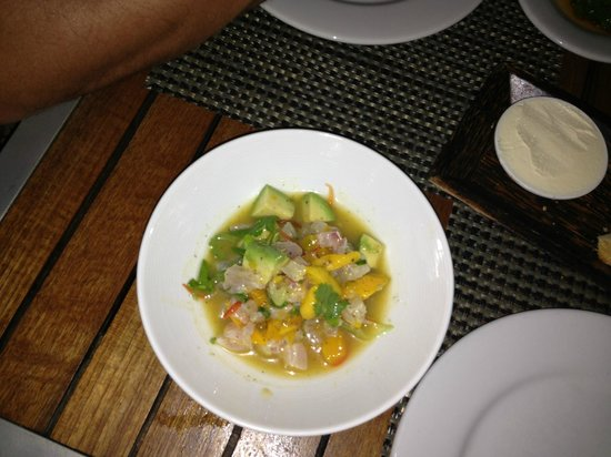 Michael's Genuine Food & Drink : Ceviche-Refreshing