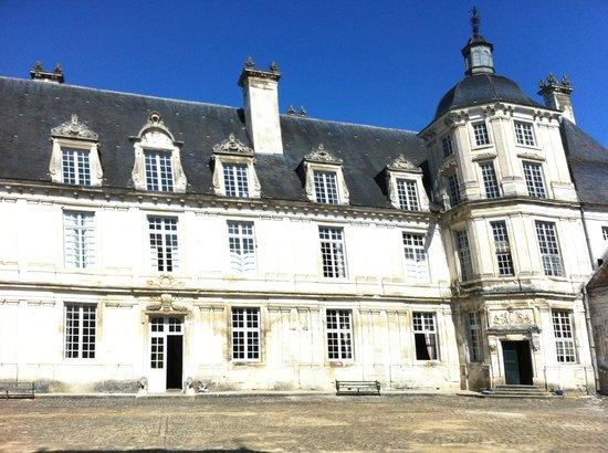 Burgundy, Frankrig: Tanlay