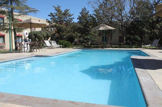 Casa Grande Chihuahua Business Plus Hotel: Pool
