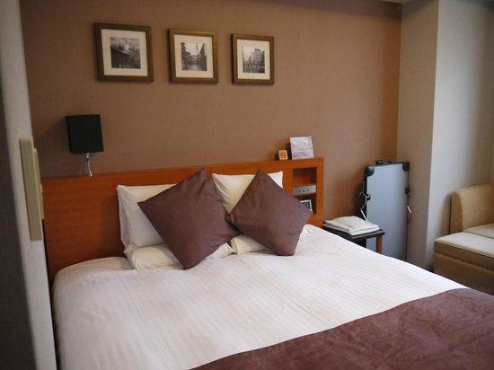 Hotel MyStays Kyoto Shijo : Room