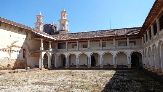Museo del Ambar : restoration work continues