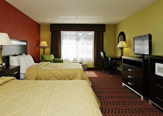 Comfort Inn Harrisburg: PAComfort Inn Double Double