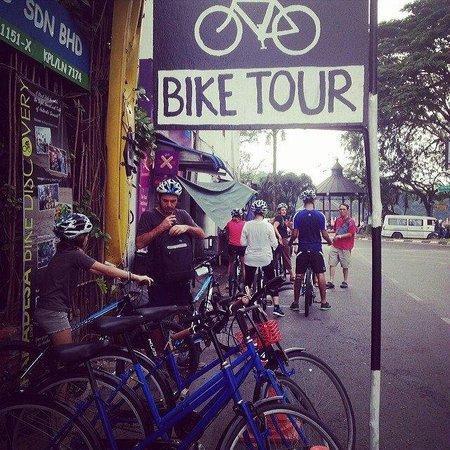 サイクリング ツアー