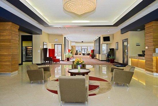 Causeway Bay Lansing Hotel : Lobby