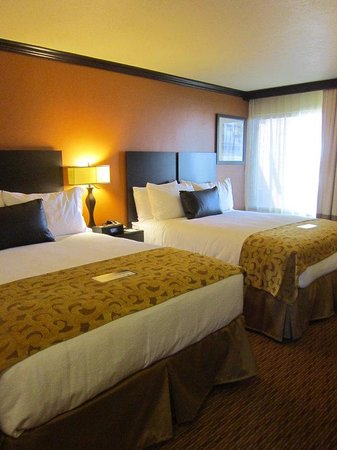 The Park Inn by Radisson Salt Lake City – Midvale: Guest Room