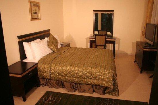 Al Hayat Hotel Apartments: Suite