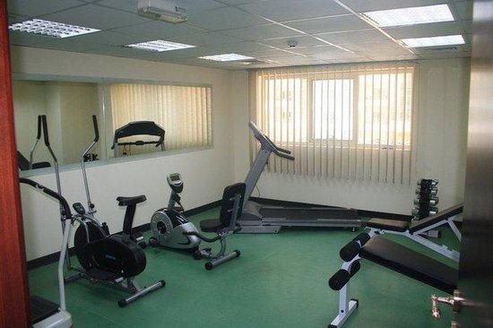 Al Hayat Hotel Apartments: Health club