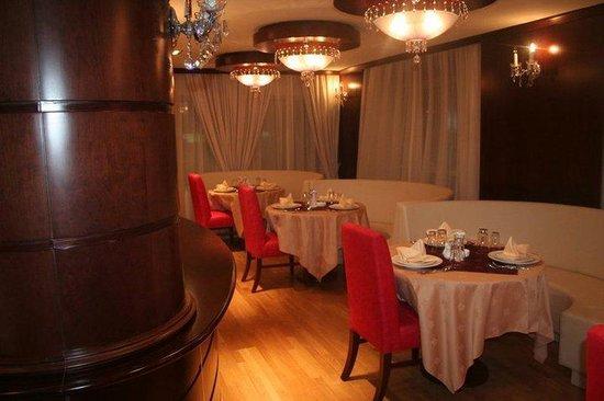Al Hayat Hotel Apartments: Meeting Room