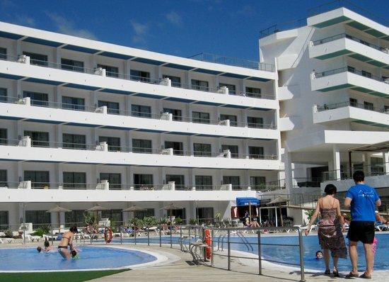 Apartamentos Gema Aguamarina Golf: Pool area