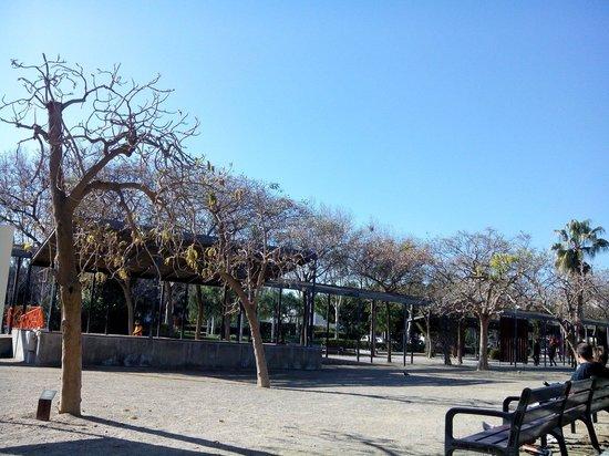 Parque del Pescador