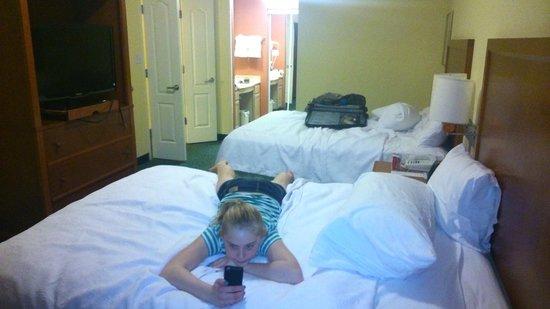 Homewood Suites by Hilton Orlando-Nearest to Univ Studios : plenty of room to relax