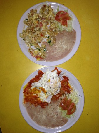 Los Jalapenos Cafe : Great breakfast!!
