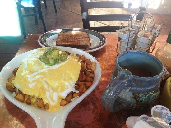 Oscar's Cafe: great breakfast