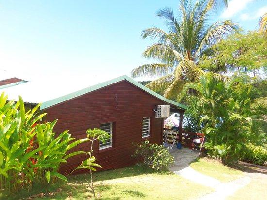 Ti'Village Créole : bungalow