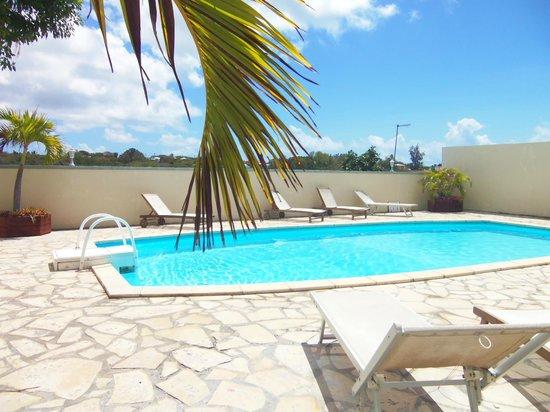 Ti'Village Créole : piscine