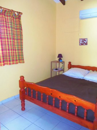 Ti'Village Créole : chambre