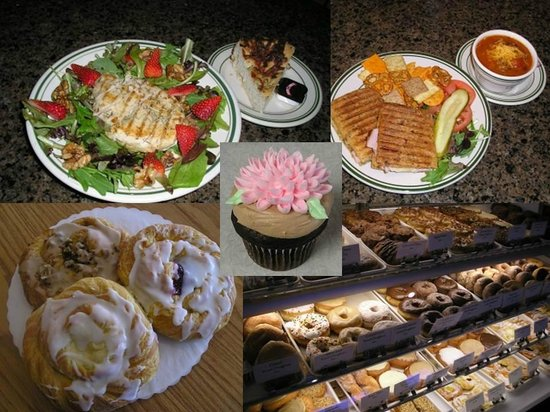 Dutch Maid Bakery : Soups, Salads, Sandwiches, Espresso, luscious pastries and cakes!