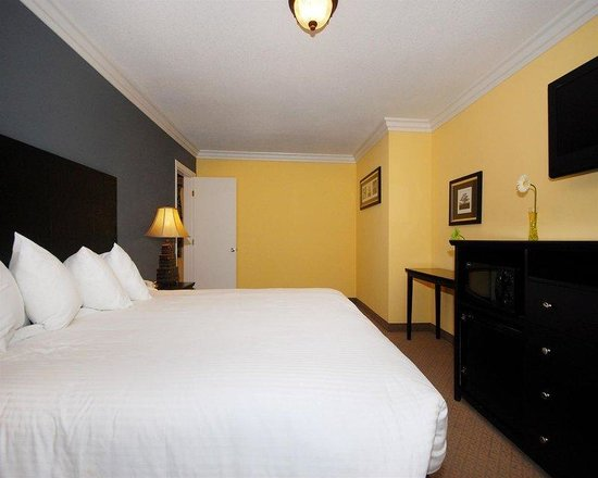 Solaire Inn and Suites: Guest Room