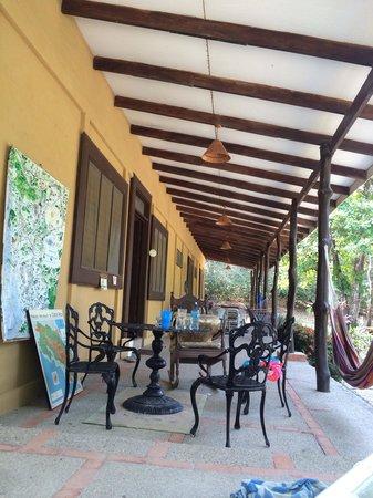 Nosara Beach Hostel : Nice place !
