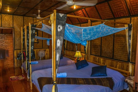Thongbay Guesthouse: Bungalow