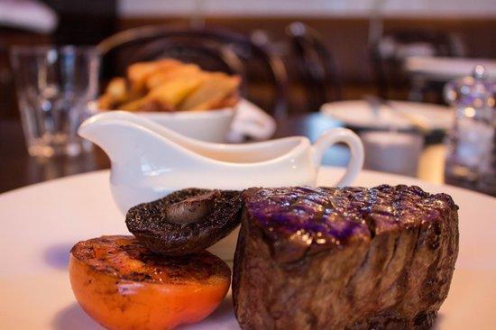 Fillet Steak at De Lacy's Steak & Seafood Restaurant Drogheda
