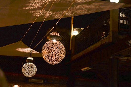 Kosy Bar: Lights in Kosybar