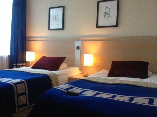 Grand Hotel Reykjavik: Camas