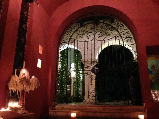 San Pedro Hotel Spa : main entrance