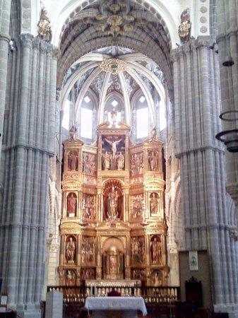 Catedral Santa María de la Huerta Tarazona: Tarazona Catedral