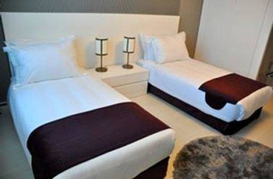 Asia City Hotel: Guest Room