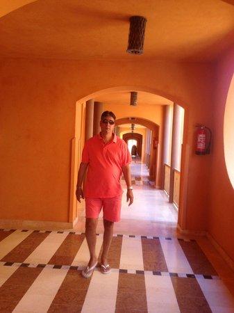 Steigenberger Golf Resort : couloir 2